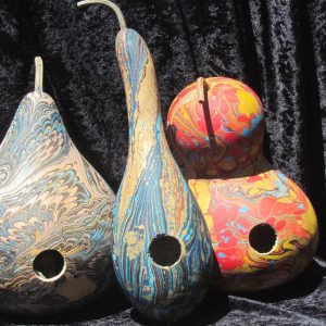 Marbled-gourds