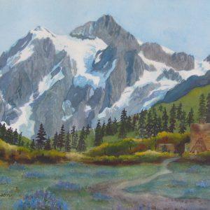 Mt Shucksan